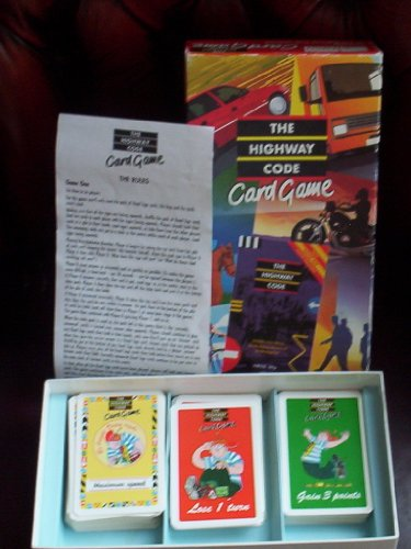 9780115512131: The Highway Code Card Game