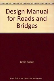 9780115513190: Design Manual for Roads and Bridges