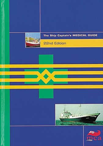 9780115516580: The Ship Captain's Medical Guide