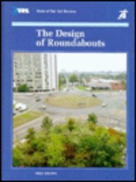 9780115517419: The Design of Roundabouts (Transport Research Laboratory State of the Art Review)