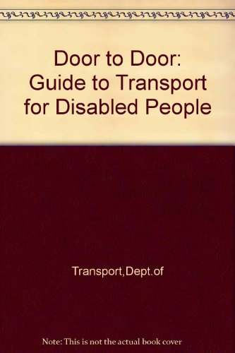 9780115517471: Door to Door: Guide to Transport for Disabled People