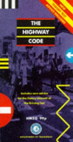 9780115518430: The Highway Code (Hmso)