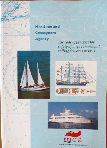 9780115519116: The Code of Practice for Safety of Large Commercial Sailing and Motor Vessels