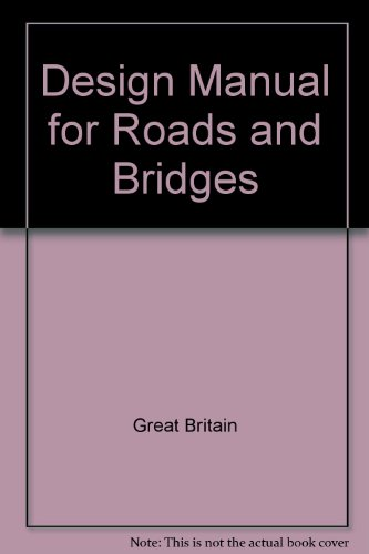 9780115519208: Design Manual for Roads and Bridges