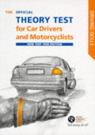 9780115519253: The Official Theory Test for Car Drivers and Motorcyclists