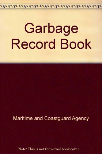 9780115520198: Garbage Record Book