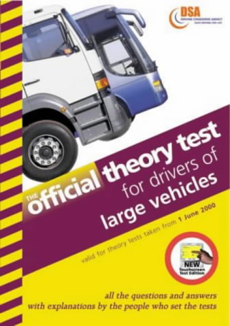 9780115521195: The Official Theory Test for Drivers of Large Vehicles
