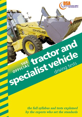 9780115521706: The Official Tractor and Specialist Vehicle Driving Tests (Driving Skills)