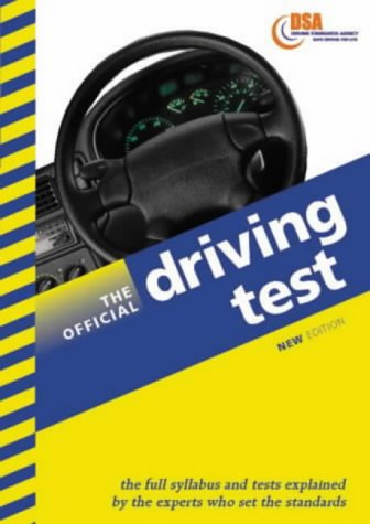 9780115521904: Official Driving Test