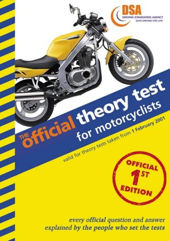 9780115522239: The Official DSA Theory Test for Motorcyclists