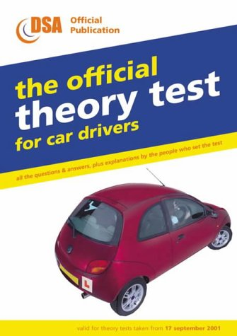 9780115522260: The Official Theory Test for Car Drivers: Valid for Tests Taken from 17 September 2001