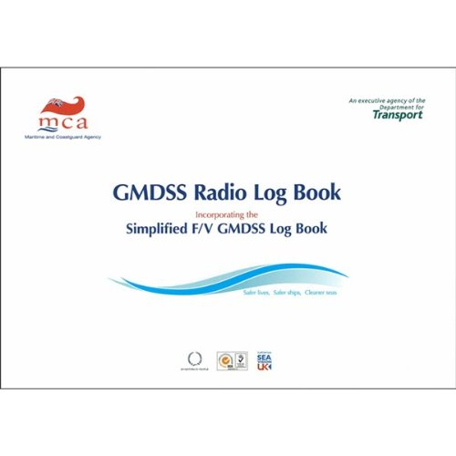 9780115522406: Gmdss Radio Log Book
