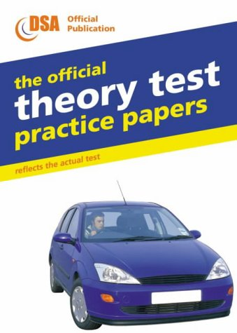 9780115522512: The Official Theory Test Practice Papers (Driving Skills)