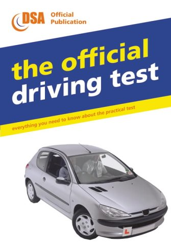 9780115522543: The Official Driving Test (Driving Skills)