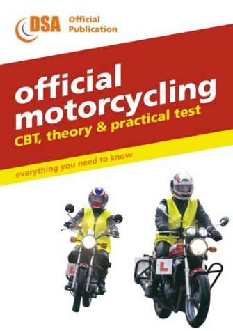 9780115522581: Official Motorcycling Compulsory Basic Training, Theory and Practical Test (Driving Skills)