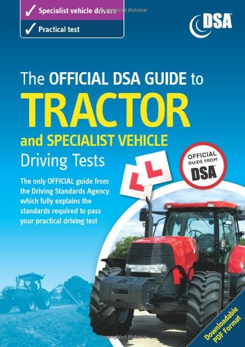 9780115523137: The Official Tractor and Specialist Driving Tests