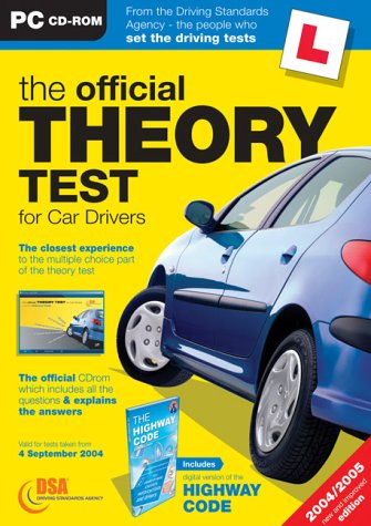 9780115524073: The Official Theory Test for Car Drivers CD-ROM