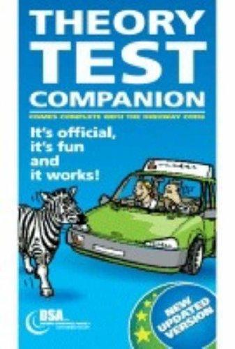 9780115524103: The Theory Test Companion 2004 (Dsa)