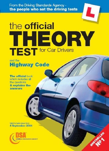 9780115524509: The Official Theory Test for Car Drivers and The Highway Code