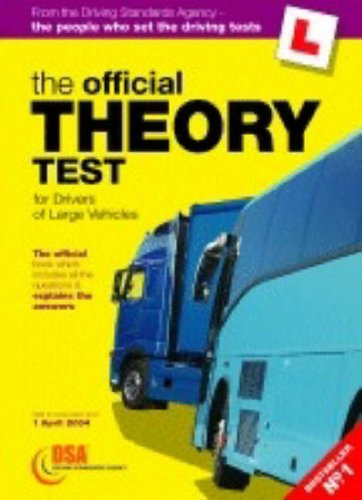 9780115524516: The Official Theory Test for Drivers of Large Vehicles (Driving Skills)
