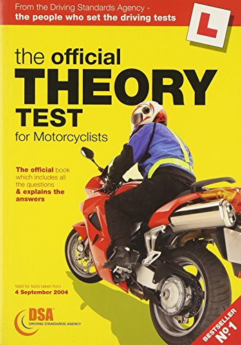 9780115524523: The Official Theory Test for Motorcyclists 2004