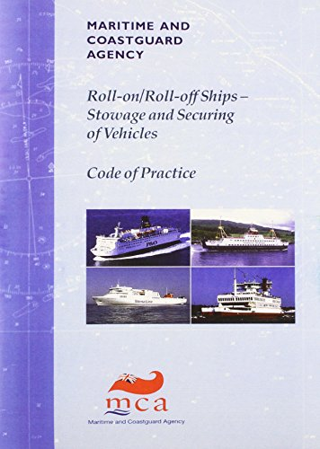 9780115524936: Roll-on/Roll-off Ships: Stowage and Securing of Vehicles - The Code of Practice