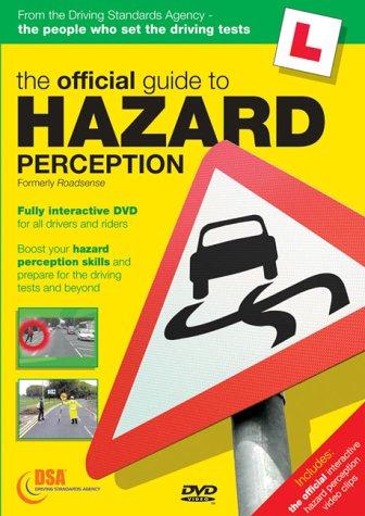9780115524943: Roadsense Hazard Perception - Official DSA Guide [DVD]