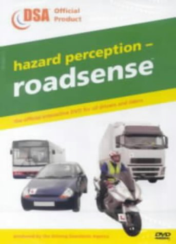 9780115524943: Hazard Perception: Roadsense - The Official Interactive DVD for All Drivers and Riders