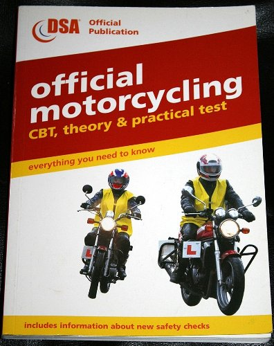 9780115525193: Official Motorcycling: CBT, Theory and Practical Test (Driving Skills)