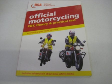 9780115525193: Official Motorcycling 2003: CBT, Theory and Practical Test