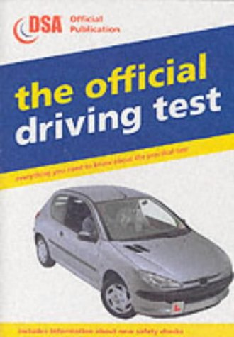 9780115525209: The Official Driving Test: Driving Skills