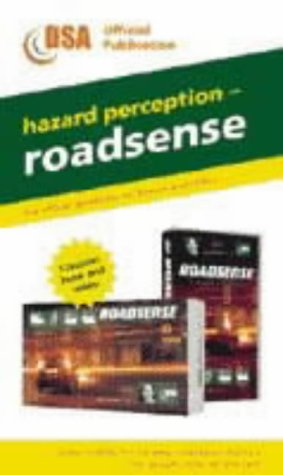 9780115525780: Roadsense: The Official Guide to Hazard Perception for All Drivers and Riders