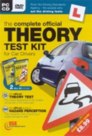 9780115525995: The Complete Official Theory Test Kit:
