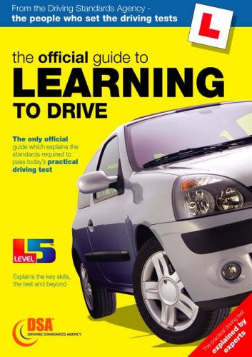 9780115526084: The Official Guide to Learning to Drive (Driving Skills)