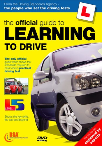 9780115526091: The Official Guide to Learning to Drive (Driving Skills) DVD