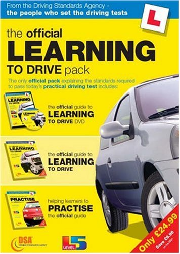 9780115526107: The Official Learning to Drive Pack (Driving Skills)