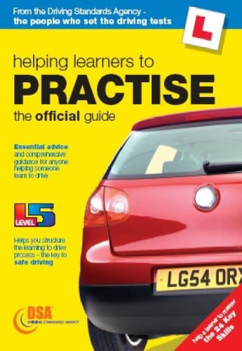 9780115526114: Helping Learners to Practise: The Official Guide (Driving Skills)