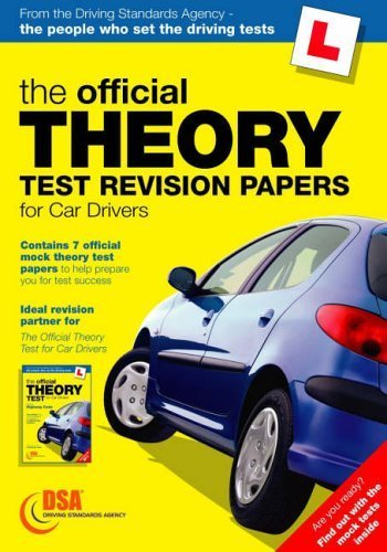 9780115526190: The Official Theory Test Revision Papers for Car Drivers