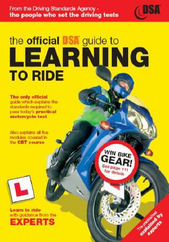 9780115526459: The Official DSA Guide to Learning to Ride 2005