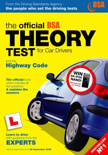 9780115526602: The Official Theory Car Test for Car Drivers 2005: AND The Highway Code (Driving Skills)