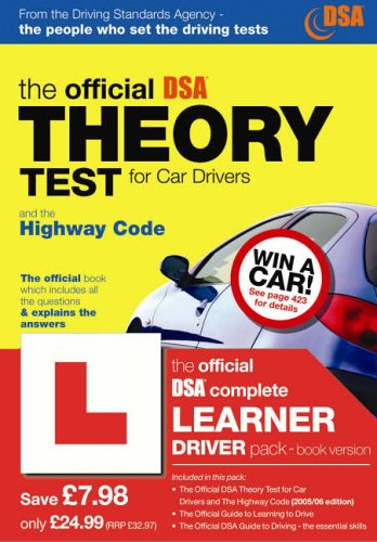 9780115526817: The Official DSA Complete Learner Driver Pack (Dsa)