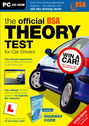 9780115526824: The Official DSA Theory Test for Car Drivers: For Tests Taken from 26th September 2005 (Driving Skills)