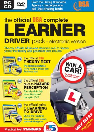 9780115526848: The Official DSA Complete Learner Driver Pack 2005 Edition (Driving Skills)