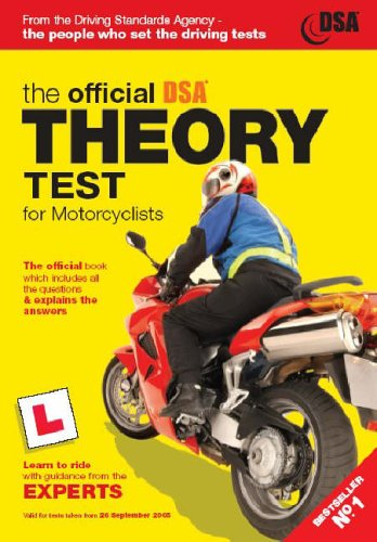 9780115526862: The Official Theory Test for Motorcyclists 2005 Edition (Driving Skills)