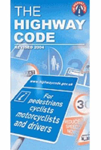 9780115526985: The Highway Code 2004