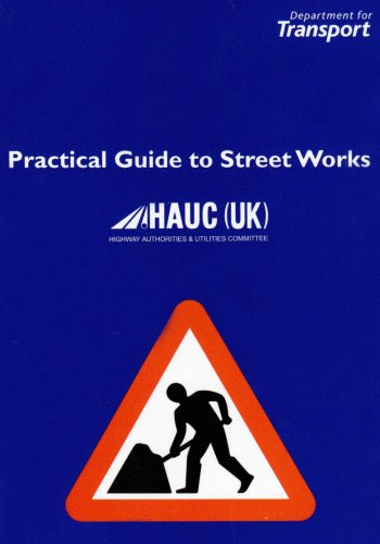 9780115527463: Practical guide to street works