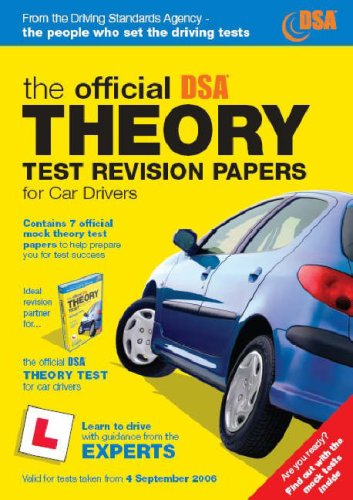 9780115527753: The Official DSA Theory Test Revision Papers for Car Drivers (Driving Skills Practice Papers)