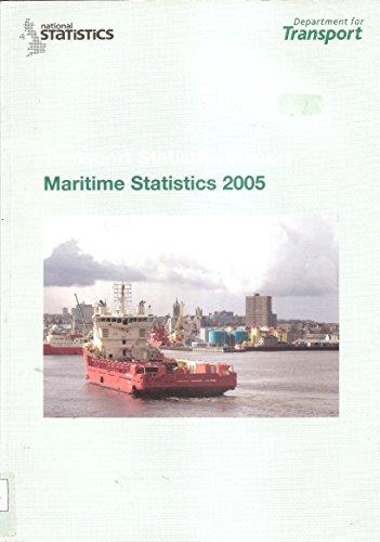 9780115527876: Maritime Statisitcs.