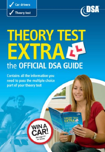 9780115527883: Official Theory Test Extra: The Official DSA Guide (Driving Skills)