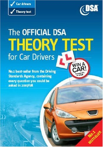 9780115528392: The Official DSA Theory Test for Car Drivers 2007 Edition: Valid for Theory Tests Taken from 3rd September 2007 (Without Highway Code)